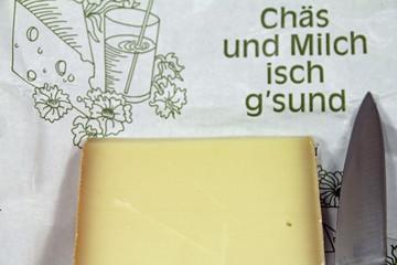 chäs und milch isch g´sund