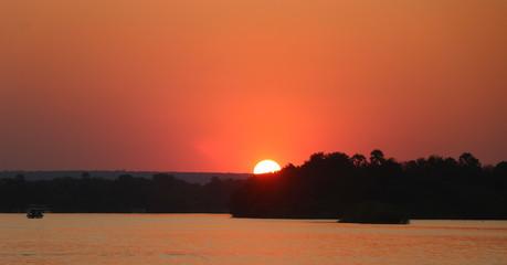 Zambezi sunlight