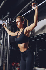 active lifestyle of woman