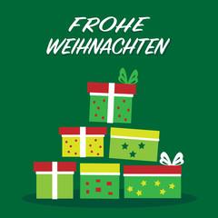 Weihnachtsbaum / Weihnachtsgeschenke