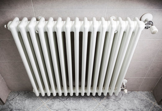 Heater view from above