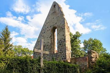Kloster Lindow, Brandenburg,  Wutzsee