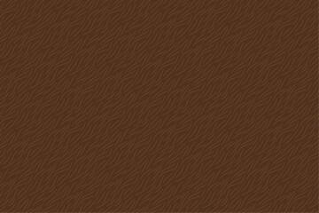 Hand drawn brown animal fur texture seamless pattern