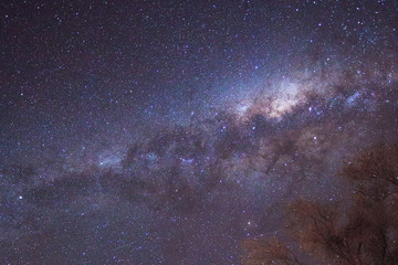 Milky Way from New Zealand