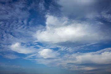 Blue Sky, Cloud