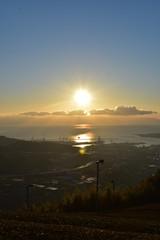 初日の出~First sunrise