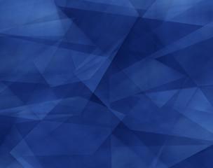 Blue dark abstract background