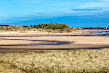 beadnell beach, Northumberland