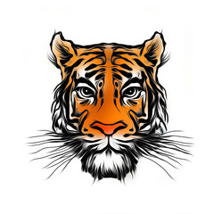 тату для тигра