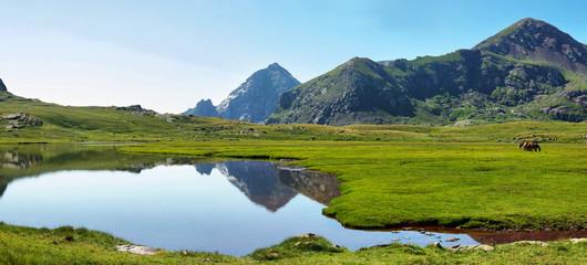 Anayet plateau, Spanish Pyrenees, Spain.