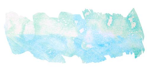 watercolor texture soft light blue green