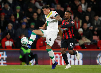 Carabao Cup Fourth Round - AFC Bournemouth v Norwich City