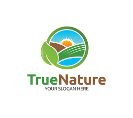 True Nature Logo