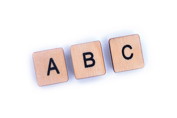 The Letters ABC