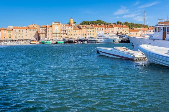 Port de Plaisance de Saint-Tropez