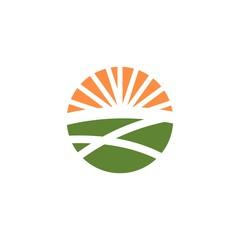 Sunrise Logo Vector download