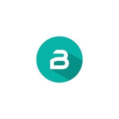 letter B logo vector download