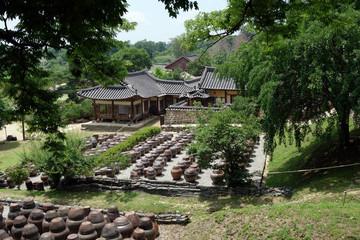 An old house of Myeongjae
