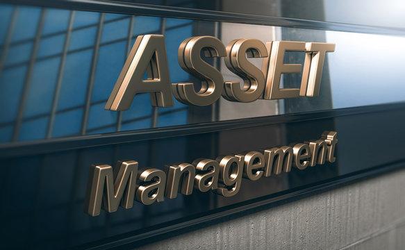Asset Management Company Facade