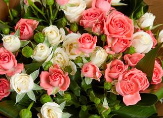 nice flower bouquet