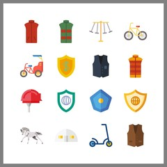 helmet icon. horse and storehouse vector icons in helmet set. Use this illustration for helmet works.