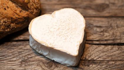 fromage au lait cru cœur
