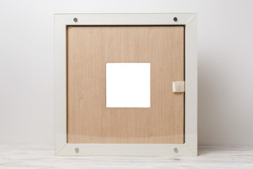 stylish  box for photobooks.. cardboard box for a photo album.  Box for wedding album. leather photo book in the box