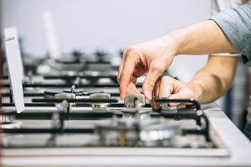 Choosing a kitchen stove