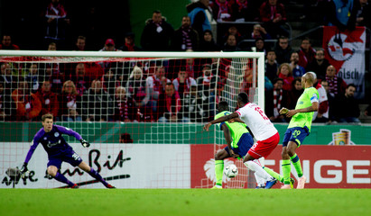 DFB Cup Second Round - FC Cologne v Schalke 04