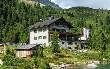 Oberseehütte am Staller Sattel I