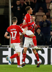 Carabao Cup Fourth Round - Middlesbrough v Crystal Palace