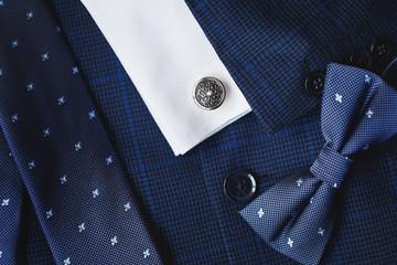 luxury fashion men's cufflinks