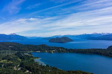 Mountain & Lake Views near San Carlos de Bariloche, Patagonia Argentina
