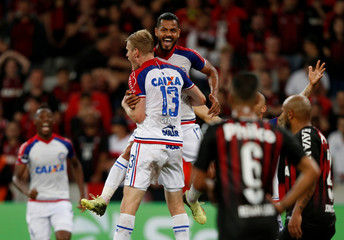 Soccer Football - Copa Sudamericana - Brazil's Atletico Paranaense v Brazil's Bahia