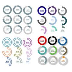 pie chart data element template