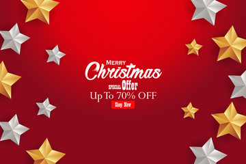 Christmas sale,design for banner,flyer,poster