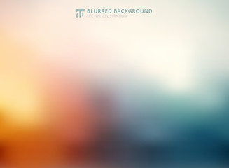 Abstract color blurred background modern style with copy space place for text.