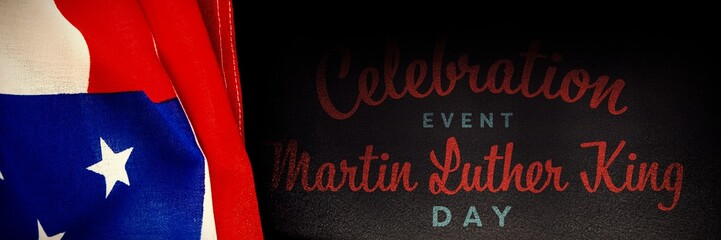 Composite image of join the celebration event martin luther king