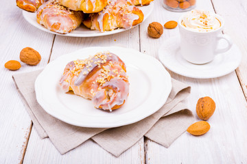 Tasty Polish St. Martin's Day Croissants (Marcinki)