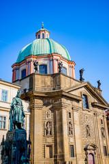 Église Saint-François d'Assise de Prague