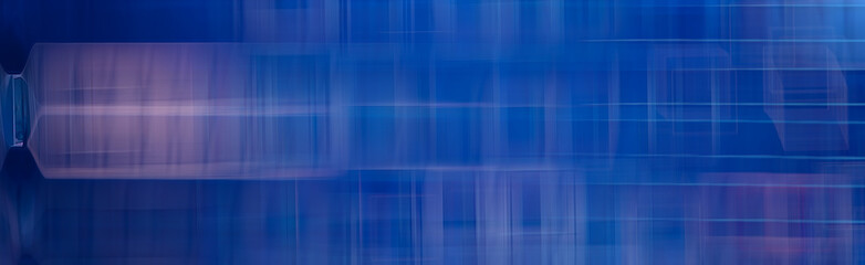 blurred abstract / blue violet gradient background square bokeh, beautiful technological modern background, blurred lines abstract gray