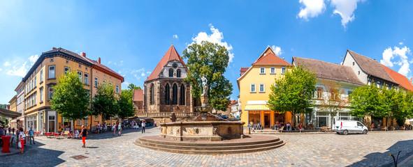 Johann Sebastian Bach Kirche, Arnstadt