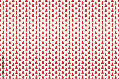 Christmas Texture.Merry Christmas Pattern Seamless Christmas Tree Background