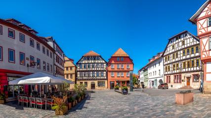 Schmalkalden, Altstadt