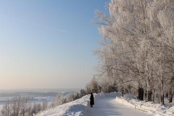 Russian winter 18