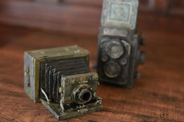 雑貨 二眼レフカメラ
