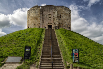 York castle, England Wall mural