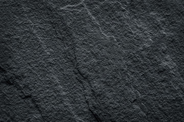 Dark grey stone texture, black slate stone patterns natural abstract background