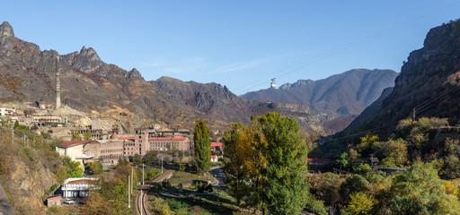 Alaverdi, Canyon du Debed, Arménie