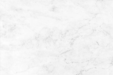 White marble background or texture and copy space